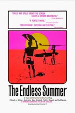 Filmposter USA 68x98: Endless Summer [1966]