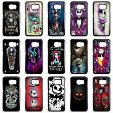 Nightmare Before Christmas Jack Sally Hard Case Cover Samsung S6 S7 S8 S9 + edge