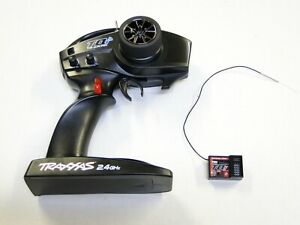 **NEW TRAXXAS TQi Link 2.4GHz 4 Channel Radio System +Receiver RMi+