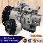 A/C Compressor Fits for 2004 2005 2006 Scion xA/ Scion xB 1.5L OEM 5SE09C 97376