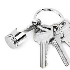 Hot Engine Auto Car Part Metal Piston Model Alloy Keychain Keyring Keyfob Gifts