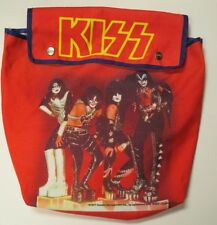 KISS SUPER PACK BACKPACK AUCOIN 1979 UNUSED