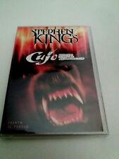 """DVD """"CUJO"""" COMO NUEVO EDICION ESPECIAL COLECCIONISTA STEPHEN KING LEWIS TEAGUE"""