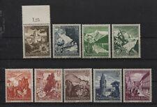 Deutsches Reich 675-683 postfrisch  (B03771)