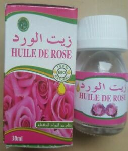 LIMITED RELEASE Anti-inflammatory Rose Oil 30ml Assila cosmetic 100% PURE