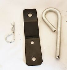 JNK1454 WHEELBARROW TRAILER REPLACEMENT TOW HOOK AND MOUNT