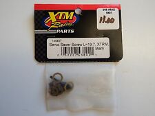 XTM Racing Parts - Servo Saver Screw L=19.7, XTRM, Mam - Model # 149457