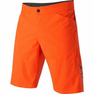 Fox Racing Ranger Short with Liner Blood Orange