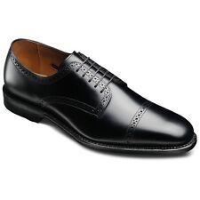 Allen Edmonds Clifton Black Cap Toe Oxford Sz 8 E Men's Dress Shoe