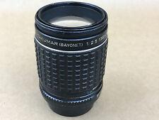 PENTAX 135MM F/2.5 TAKUMAR ( BAYONET) K MOUNT Asahi Optical CAMERA LENS