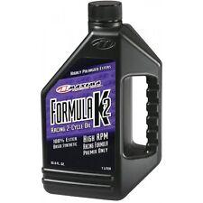 Maxima Formula K2 two-stroke racing engine premix oil 1-litre MK21