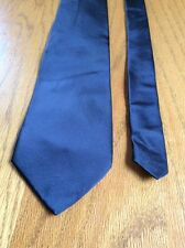Regis Men's Silk Tie Midnight Blue