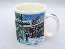STARBUCKS COFFEE MUG - PUBLIC FARMERS MARKET - EXCLUSIVELY DESIGNED - EXCELLENT