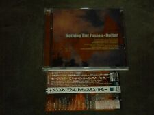 Nothing But Fusion - Guitar Japan CD Kazumi Watanabe John Abercrombie Scofield