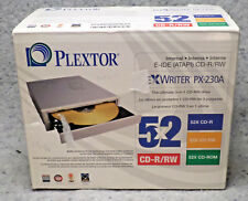 PLEXTOR PX-230A INTERNAL 52x32x52 PLEXWRITER E-IDE CD-RW New (BBox2)