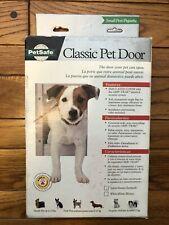 New listing PetSafe Small Freedom Aluminum Pet Dog Door-Dogs to 1-12 lbs Satin