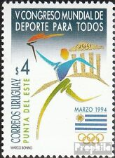 Uruguay 2027 (complete.issue.) unmounted mint / never hinged 1994 world congress