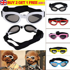More details for foldable waterproof pet puppy dog sunglasses sun glasses uv protection eye wear