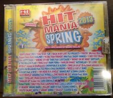 Compilation Hit Mania Spring 2013 CD Still Sealed + magazine n. 48 Beyonce Rare