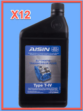 12 Quarts Automatic Transmission Fluid AISIN ATF-0T4 Type T-IV