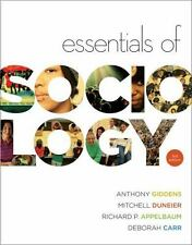 Essentials of Sociology (Third Edition), Anthony Giddens, Mitchell Duneier, Rich