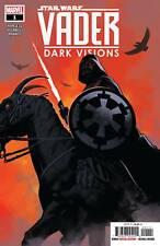 STAR WARS VADER DARK VISIONS #1 (MARVEL 2019 1st Print) COMIC