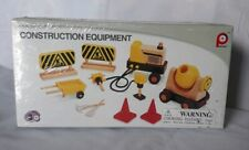 Pintoy Wooden Construction Equipment-Retired-Sealed