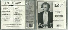 Haydn Symphonies 3, 9, 11, 13, 18,19, 20, 40 Austro-Hungarian Haydn Orchestra CD