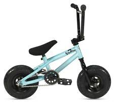 Venom Pro Rocker Mini Rocker Mini BMX Bike Mint Blue Black Rare Free Delivery