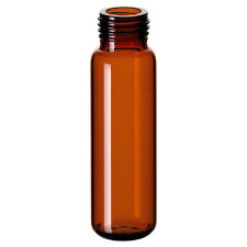 1809 1311 20ml ND18 Headspace Screw Vial (amber), rounded bottom, pk.100
