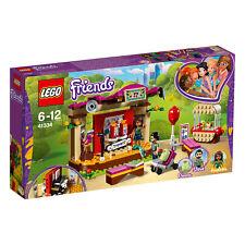 41334 LEGO Friends Andrea's Park Performance 229 Pieces Age 6+ New Release 2018!
