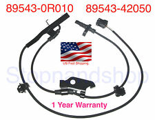 New ABS Wheel Speed Sensor for 2006 - 2012 Toyota RAV4 Front Left Driver Side