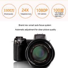 D7100 13.0 Mega Pixels 24X Telephoto Lens Auto Focus HD Digital Video Camera