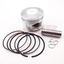 Motorrad Kolben Pin Ring Set 52mm 14mm Für Lifan 125cc Pit Dirt Trail Bike ATV