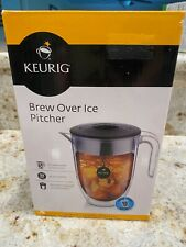 BRAND NEW Keurig brew over ice pitcher