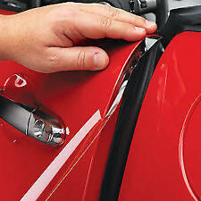 Protección de pintura protección de borde de puerta de coche tira 4x claro Tiras 14 X 700mm Chip Gaurd