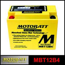 BATERÍA [MOTOBATT] MBT12B4 = YT12BBS/YT12B4 (12 V 11 SELLADO EN HABILITADO