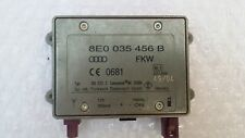 Audi  Antenna Amplifier Control Unit Module 8E0035456B