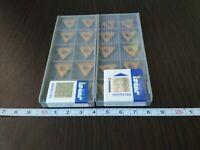 ISCAR TPMT 160308 IC9250 / TPMT 322 IC9250 10 PCS Carbide inserts FREE SHIPPING