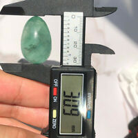 1PCS-Natural Rare Green Fluorite Crystal Dragon Egg Reiki Healing Collection