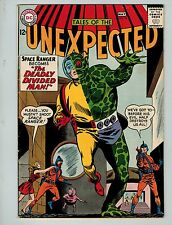 Tales of the Unexpected #76 (Apr-May 1963, DC)! FN5.5-! Silver age DC beauty!