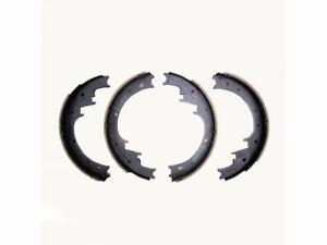 For 1989-2004, 2011-2012 UD 1800 Brake Shoe Set Front Dynamic Friction 91274JJ