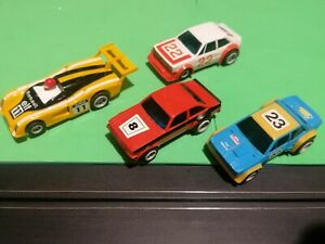 Matchbox Powertrack Job Lot of 4 Premium Cars