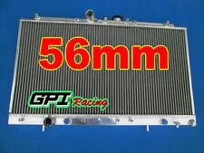 Aluminum radiator for Mitsubishi Galant VR-4/VR4 EC5A/EC5W 6A13TT MT 1996-2003