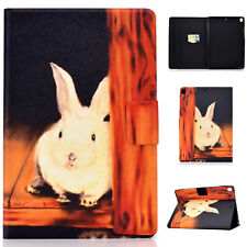 Cute iPad 10.2 Case for Apple iPad 2019 7th Gen Card Holder Tablet Cover Stand