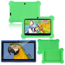 "7"" A33 Google Android Quad Core Dual Cams Tablet PC Bluetooth Blue + Case GR OD"