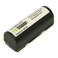 Wasabi Power Battery for Toshiba PDR-BT1, PDR-BT2 and Toshiba MR, PDR-M4,