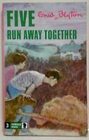 Five Run Away Together (Knight Books), Blyton, Enid, Very Good, Paperback