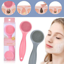 Cleaning Pores Skin Care Silicone Facial Cleansing Face Clean Brush Massager