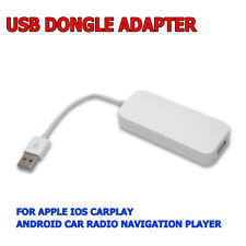 1ps USB Dongle Adapter for Apple iOS CarPlay Android Car Radio Navigation Player